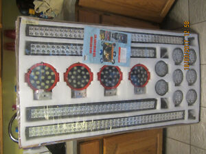 16 PC LED TRUCK/WORK SHOP LIGHT SET...NEW IN BOX