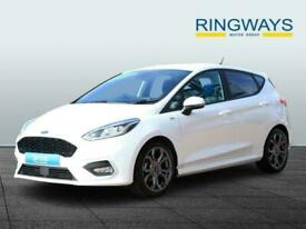 image for 2020 Ford Fiesta St-Line Edition Tu Hatchback Petrol Manual
