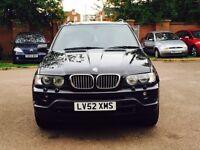 BMW X5 GREAT RUNNER LONG MOT 2595