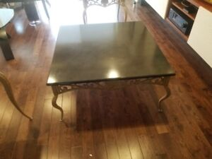 Coffee table & side table Beautiful Bombay coffee table and side