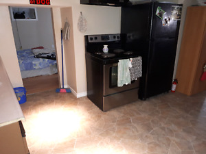 1 bedroom in law suite all inclusive in heart of Niagara Falls!