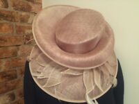 John Lewis Wedding Hat