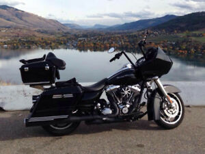 Roadglide Custom for sale no time to ride