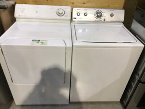 27 Maytag Top Loader Washer & Gas Dryer Set $499 as tor