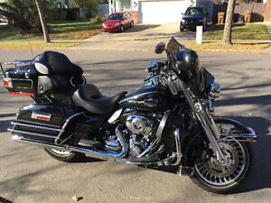 2009 HARLEY - DAVIDSON ULTRA- CLASSIC MINT CONDITION