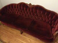 Vintage Couch-Free To A Good Home