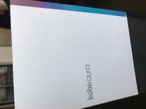 "Brand new Kobo Aura 6"" Digital e book reader with touchscreen."