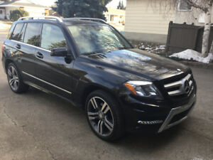 2013 Mercedes-Benz GLK350 SUV, 53,534 klm, Excellent Condition