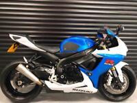 """Suzuki GSXR 750 L4 """"Moto GP Suzuki Exhaust"""""""