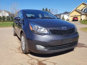 2013 Kia Rio Lx Plus Eco - Very Low km!