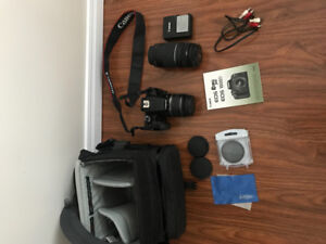 Cannon Rebel XS 1000, complete package