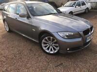 2010 '60' BMW 318d SE Touring. Diesel. Manual. Estate. £30 TAX. Px Swap