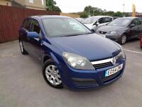 2004 Vauxhall Astra 1.6i 16v Club