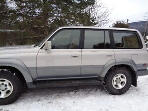 1997 Toyota Land Cruiser VUS