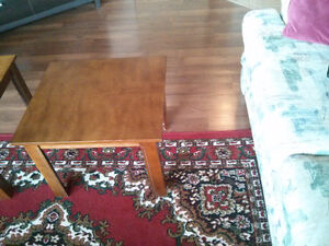 3pces coffee table for sale