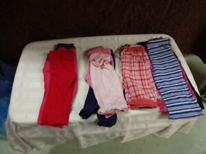 Lot 5 has about 35 pieces of clothes for size 18 -24 months