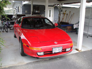1992 Toyota MR2 Coupe (2 door)