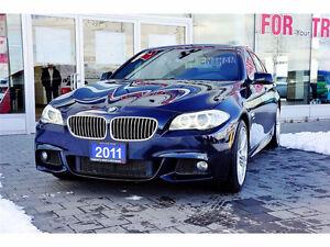 2011 BMW 5-Series m sport 5353 x drive Sedan