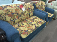 FULL 3 PC COUCH SET FOR ONLY $998!