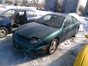 Parting out 1999 Sunfire