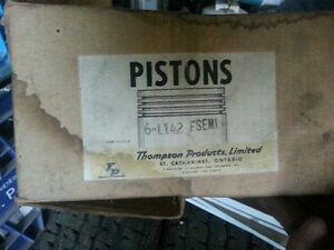 1936 Dodge New pistons