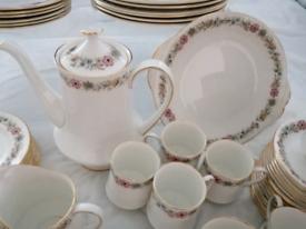 Vintage Paragon Dinner / Tea / Coffee set in Belinda design