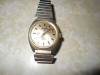 Vintage Hormilton wind up man watch