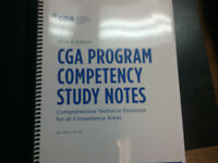CGA competency study notes