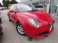 2016 Alfa Romeo Mito 0.9 TB TwinAir Progression (s/s) 3dr Petrol red Manual
