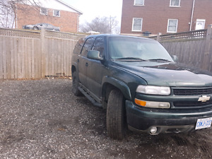 2001 chevy tahoe z71