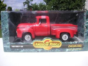 TAKE YOUR PICK OF 4 DIECAST TRUCKS,  $40 EACH