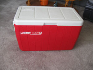 NEW COLEMAN POLYLITE 48 COOLER