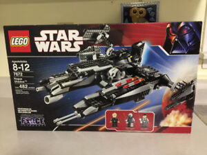 Retired Lego Star Wars Rogue Shadow set# 7672 new and sealed