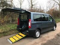 2012 Peugeot Expert Tepee 2.0 HDi L1 163 Comfort 5dr AUTOMATIC WHEELCHAIR ACC...