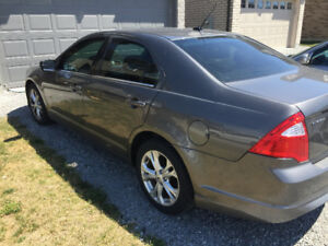 2012 Ford Fusion for trade
