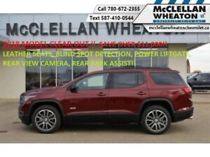 2018 GMC Acadia SLT  - Leather Seats -  Power Liftgate - $284.88