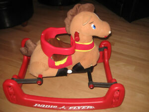 Rocking Horse in Great Condition. Brooklin.