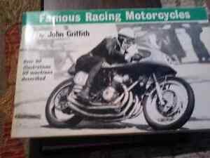 1973 famous racing motorcycles book