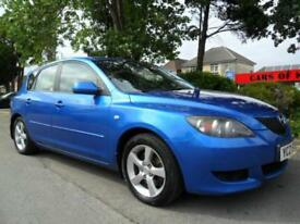 MAZDA 3 2.0 TS2 2004 COMPLETE WITH M.O.T HPI CLEAR