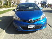 2013 Toyota Yaris LE Hatchback