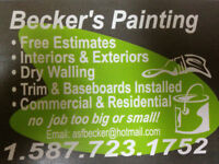 Affordable Edmonton Painting