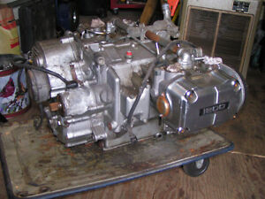 assorted parts from honda gl1200 goldwing