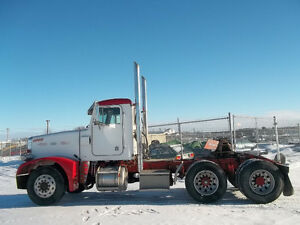 1996 Peterbilts 379L + 377 Day Cab + 2000 Kenworth W900 Detroits