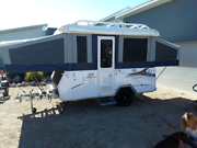 2017 Jayco camper, like new, many extras Bairnsdale East Gippsland Preview
