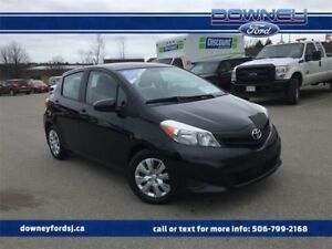 2014 Toyota Yaris LEHATCHBACK PWR WINDOWS LOW KMS