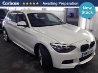 2013 BMW 1 SERIES 118d M Sport 5dr