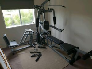 Body Craft Multi-Gym with Leg press