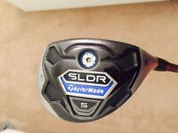 Taylormade SLDR rescue 3 hybrid