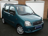 2005 (05) Suzuki Wagon R + 1.3 VVT 5 Door // LOW 50K MILES //