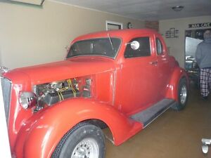 1936  5 window coup with rumble seat